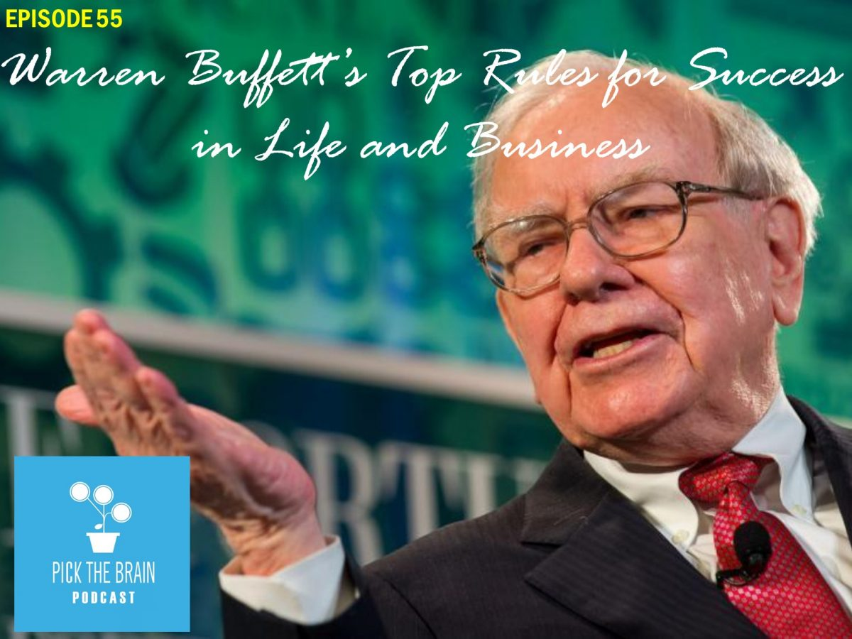 Warren Buffett's Top Tips for Success in Life and Business